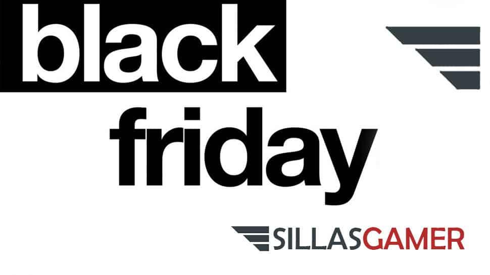 Black Friday 2018, las mejores ofertas en sillas gaming. Las mas baratas !!