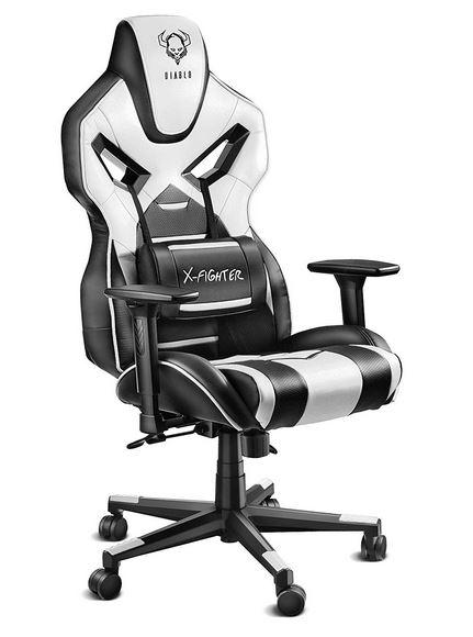 Materiales Silla Top Estilo X Y Gaming Fighter Diablo ⬆️ Oferta K1lJTFc