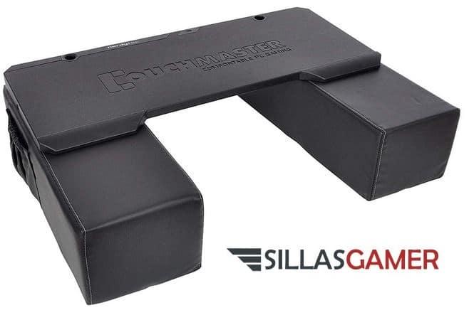 Base ergonómica para jugar desde el sofá, la mejor del mercado