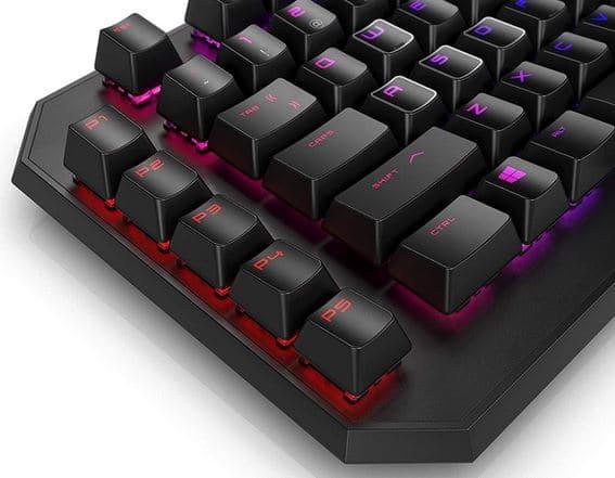 La Mejor oferta de navidad para el teclado HP Omen Sequencer