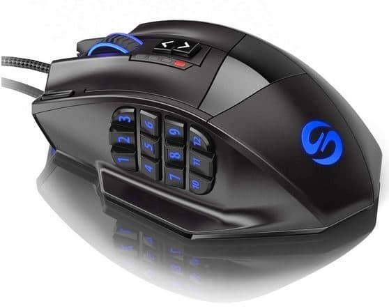 UtechSmart Venus un ratón preparado para las maximas exigencias de los jugadores MMO