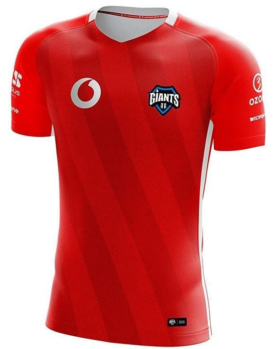 Comprar camiseta técnica Vodafone Giants OFERTA