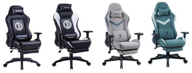 Encontrar el precio mas bajo para las sillas gaming de Dowinx