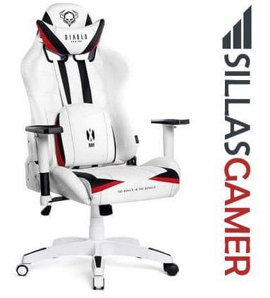 Silla gaming Diablo X Ray - Comprar la silla para los niños de la casa ya es posible !!!